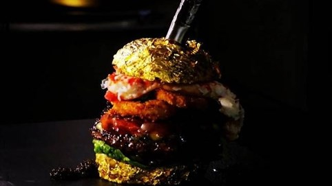 Có gì bên trong chiếc hamburger đắt nhất thế giới?
