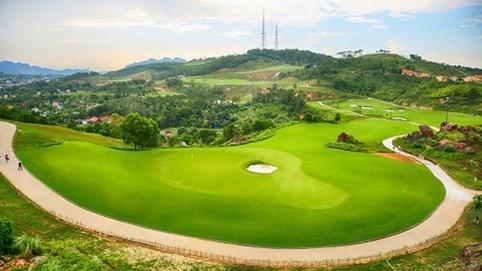 Vì sao đề xuất xây sân golf quốc tế hơn 72ha tại Thanh Hóa của Tập đoàn BRG chưa được chấp thuận?