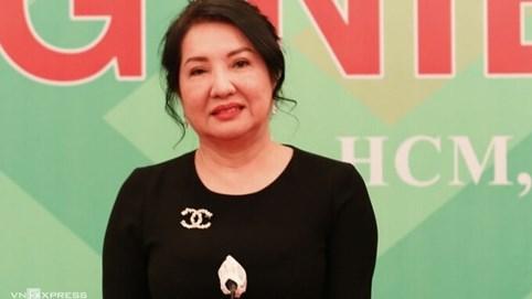 """Bà Như Loan: """"Công ty hoạt động bình thường khi tôi rời ghế chủ tịch"""""""