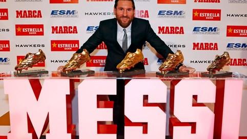 Messi kiếm tiền thế nào?