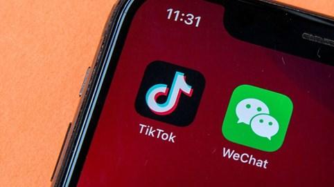 Mỹ cấm cửa TikTok và WeChat từ ngày 20/9