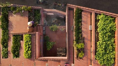 Hai căn nhà Việt thắng lớn tại giải thưởng kiến trúc quốc tế