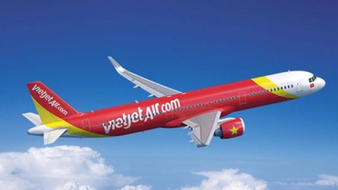 Vietjet Air sắp mở đường bay chở nông sản sang Mỹ