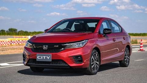 Honda City là mẫu xe ô tô bán chạy nhất tháng 6/2020