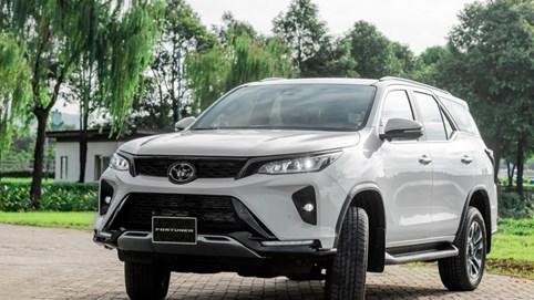Toyota Fortuner 2020 ra mắt khách Việt, giá cao nhất 1,434 tỷ đồng