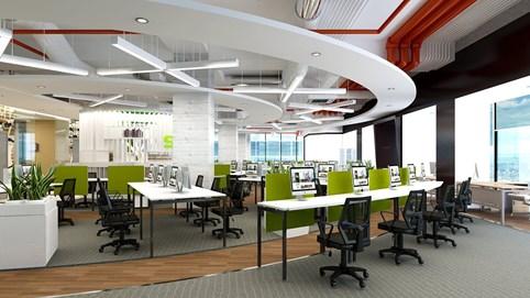 Công ty siết chi phí, giá thuê văn phòng trung tâm Hà Nội vẫn tăng