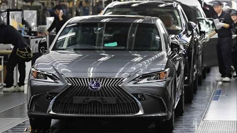 Toyota đặt kỳ vọng cán mốc 10 triệu xe vào năm 2022