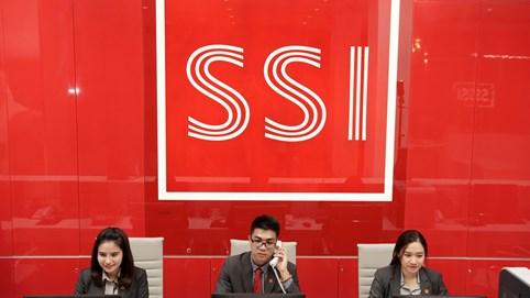 Chứng khoán SSI báo lãi quý 4 gấp hơn 2 lần