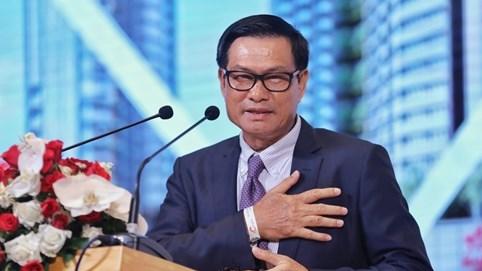 Vừa từ nhiệm Chủ tịch HĐQT, ông Nguyễn Bá Dương thoái bớt vốn tại Coteccons, không còn là cổ đông lớn