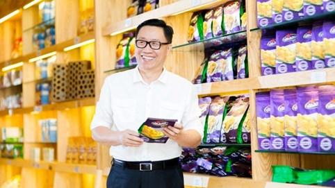 Chủ tịch Vinamit Nguyễn Lâm Viên: Tình yêu thương gia đình là nguồn cảm hứng sáng tạo sản phẩm mới