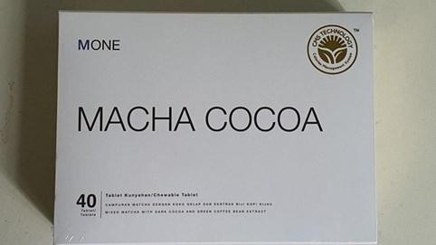 Cục An toàn thực phẩm khuyến cáo không sử dụng sản phẩm giảm béo MONE Macha Cocoa