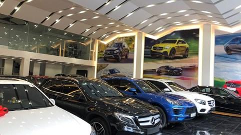 Thị trường ô tô lao dốc khi ưu đãi phí trước bạ không còn