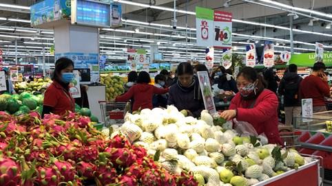 Hà Nội khẳng định đảm bảo đầy đủ hàng hóa phục vụ người dân trong bất kỳ tình huống nào
