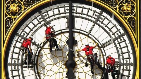 Những huyền thoại của ngành đồng hồ Anh quốc