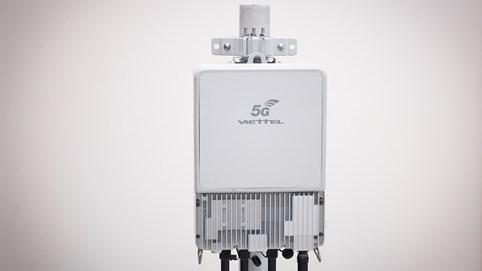 Năm 2022, Viettel sẵn sàng cho kinh doanh thương mại 5G