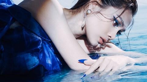 Lưu Hiền Trinh bay bổng tựa nàng thơ