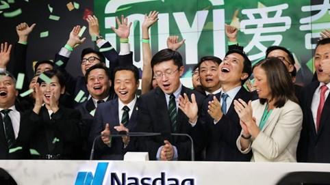 Cổ phiếu iQiyi mất 18% sau cáo buộc gian lận tài chính ở Mỹ