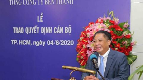 Ông Vũ Đình Quân kiêm thêm chức Phó tổng Benthanh Group