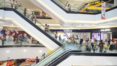 1,8 triệu đồng mỗi m2 thuê mặt bằng bán lẻ ở trung tâm TP HCM