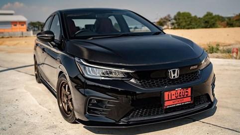 Xe máy bán kém, doanh số ô tô Honda lại bứt phá
