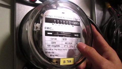 EVN: Ghi sai số điện, khách hàng và ngành điện đều không có lợi ích gì