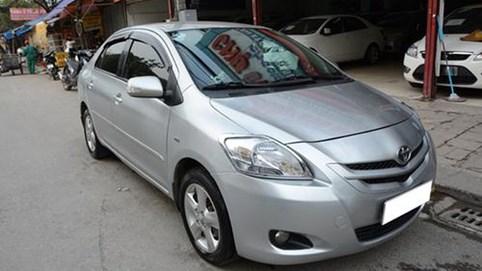 Toyota Việt Nam triệu hồi hơn 2.700 xe Corolla, Vios do lỗi túi khí