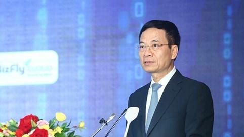 Bộ trưởng Nguyễn Mạnh Hùng: Phát triển thành phố thông minh, hãy bắt đầu từ nỗi đau lớn nhất