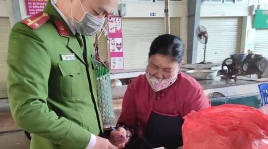 Hà Nội: Không đeo khẩu trang nơi cộng cộng, 29 trường hợp bị phạt 47 triệu đồng