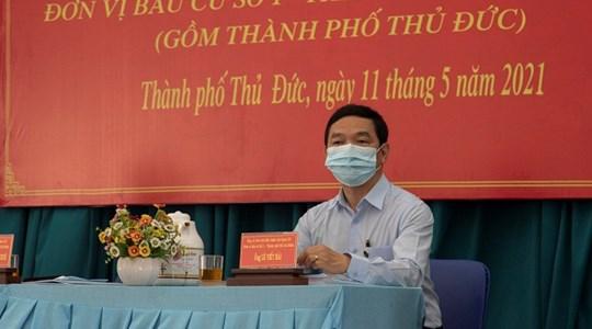 """Doanh nhân Lê Viết Hải - Chủ tịch Tập đoàn Xây dựng Hòa Bình: """"Tôi sẽ hết sức cố gắng làm thật tốt vai trò cầu nối giữa người dânvới diễn đàn Quốc hội"""""""