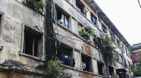 Hà Nội dự kiến chi 500 tỷ đồng để kiểm tra chất lượng chung cư cũ