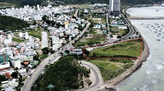Hàng loạt dự án tại Khánh Hòa vi phạm Luật Đất đai