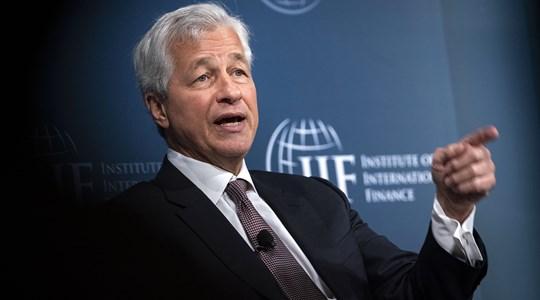 """CEO JPMorgan Chase: """"Cách bạn đương đầu với thất bại là điều quan trọng nhất quyết định thành công trong tương lai"""""""