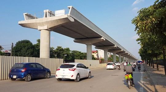 Hà Nội đề xuất hơn 65.400 tỷ từ ngân sách đầu tư metro tuyến Văn Cao - Hòa Lạc