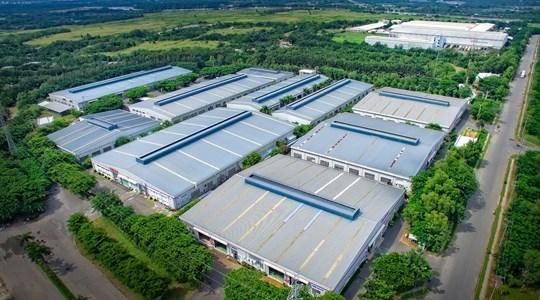 Bất động sản công nghiệp hút vốn các nhà đầu tư ngoại
