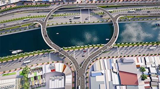 TP HCM sẽ xây thêm 2 cây cầu giải tỏa kẹt xe ở khu vực quận 7