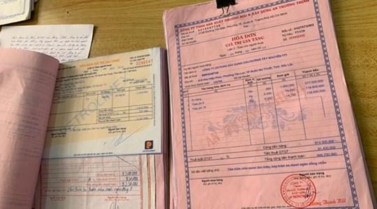 Phạt nặng hành vi cho, bán hóa đơn từ tháng 12