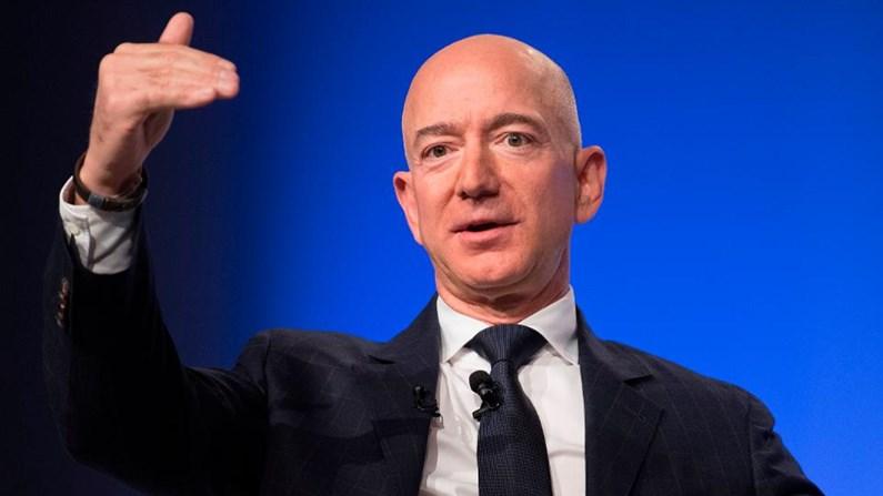 Vượt mốc 180 tỷ USD, tài sản của Jeff Bezos đạt kỷ lục mới