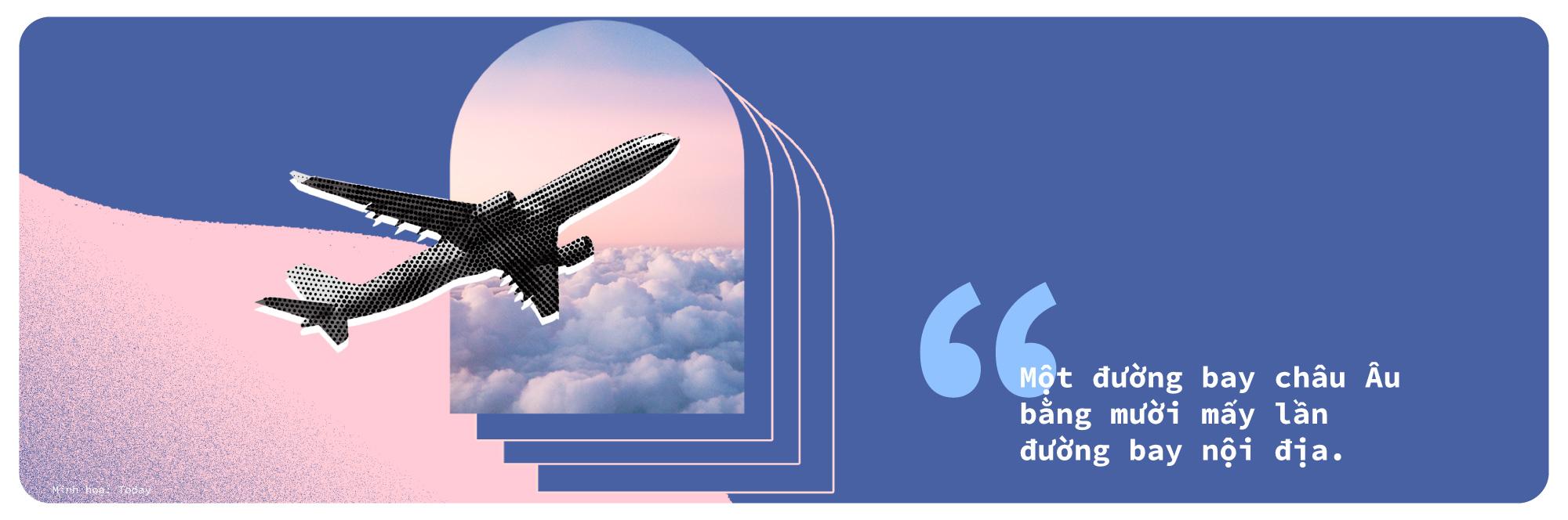 Hàng không Việt một năm 'bay trong bão' - Ảnh 9