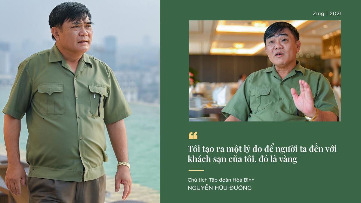 Chủ tịch Tập đoàn Hòa Bình: Không thích vàng và sẽ hiến 90% tài sản - Ảnh 5