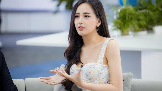 """Mai Phương Thúy từng là gương mặt rất """"đắt show"""" quảng cáo."""