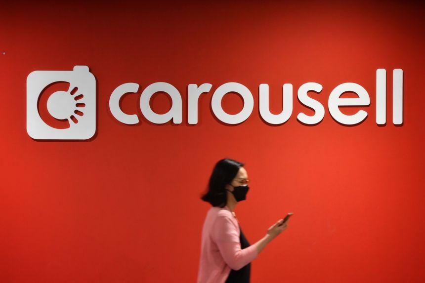 Carousell trở thành kỳ lân mới nhất Đông Nam Á với định giá 1,1 tỷ USD. Ảnh:Chong jun Liang