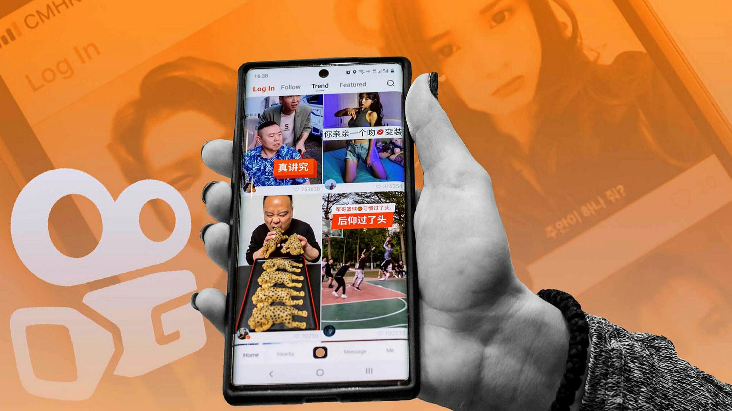 Tại Trung Quốc, Kuaishou hiện đang có khoảng 300 triệu người dùng hàng ngày.