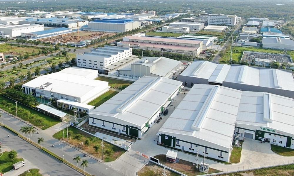Bất động sản công nghiệp tiếp tục khởi sắc bất chấp làn sóng Covid-19 lần thứ 4.