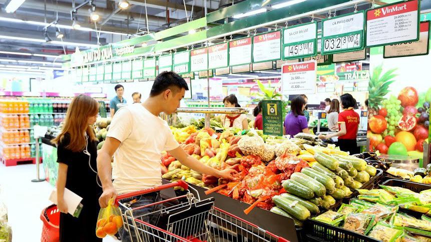 Thị trường bán lẻ tại Việt Nam ngày càng hấp dẫn nhà đầu tư ngoại.