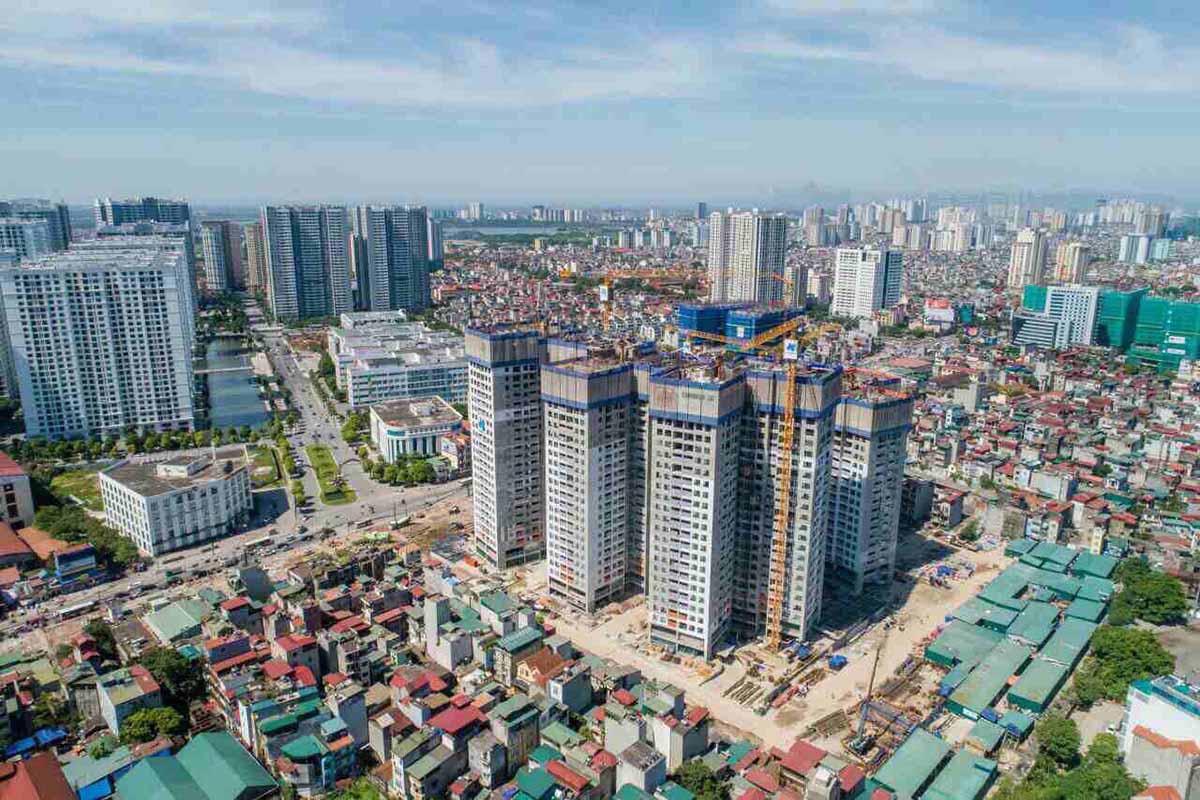 Giao dịch bất động sản bị chững lại ở nhiều địa phương.
