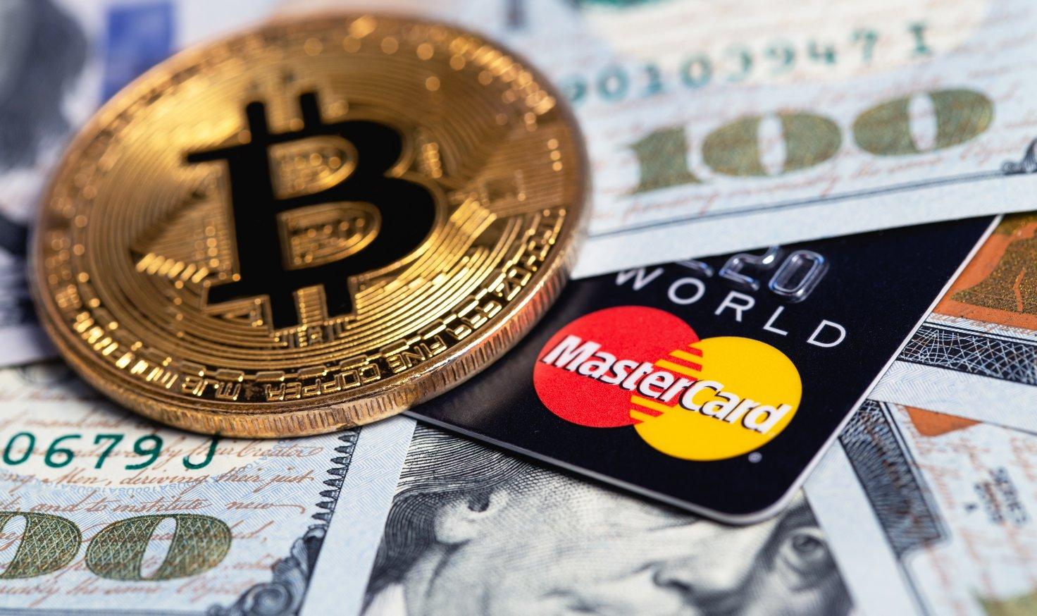 Mastercard chuẩn bị ra mắt một số dịch vụ liên quan tới tiền điện tử. Ảnh: cryptonews