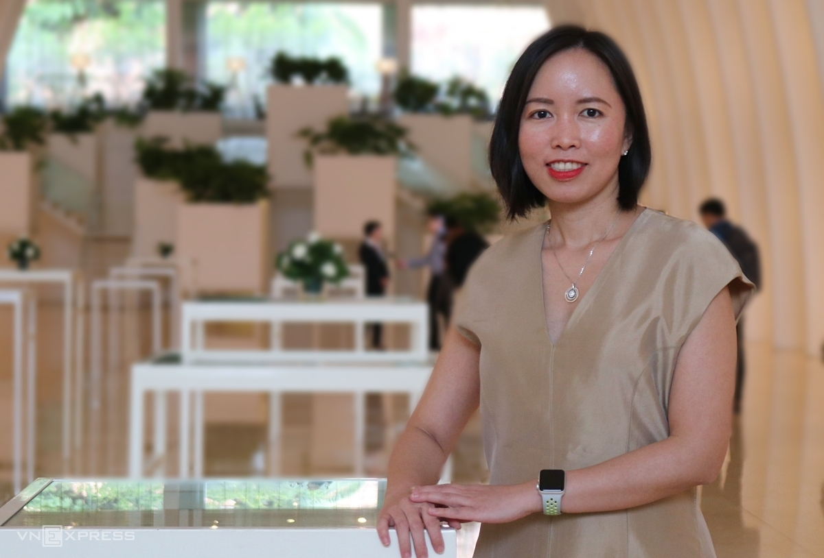 Trần Phương Ngọc Thảo - Con gái tập đoàn PNJ