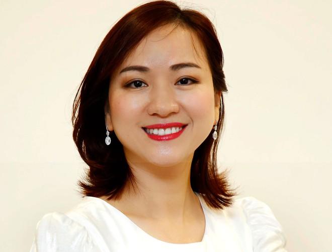 Lê Thu Thuỷ - Con gái bà Nguyễn Thị Nga vẫn bắt đầu làm việc từ vị trí bình thường như mọi người