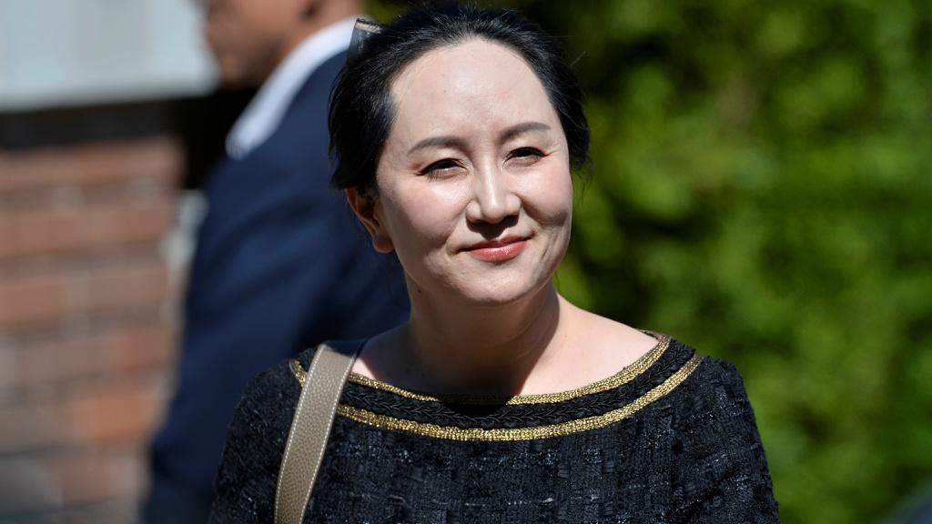"""""""Đại công chúa Huawei""""- bà Mạnh Vãn Chu. Nguồn: Internet"""