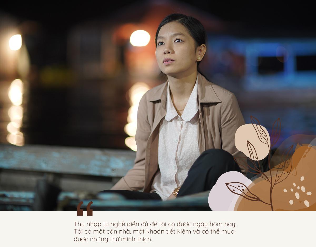 """Diễn viên Hạ Anh: """"Có thể là một cô gái chưa thú vị nhưng những vai diễn của tôi chắc chắn không """"nhạt"""" - Ảnh 10"""